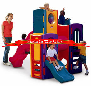 American Made Play Fort