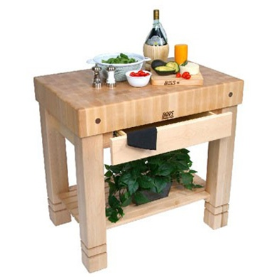 Homestead Butchers Block Made in America